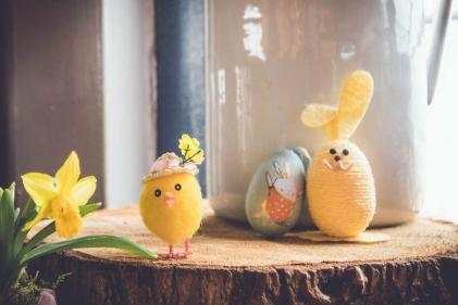Wonderful alternatives to Easter Eggs that the kids will LOVE