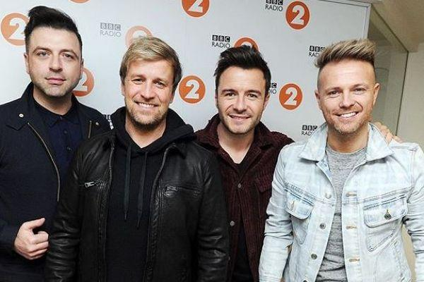 Cant wait: Westlife announce when their new album is coming out