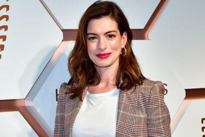 Painful and isolating: Anne Hathaway opens up about the struggle to conceive