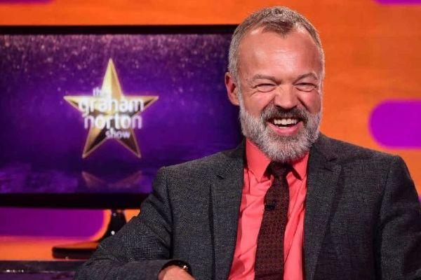 Tonights Graham Norton Show line-up is one of the best EVER