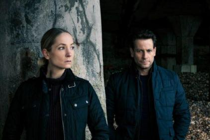 First look photos: Joanne Froggatt and Ioan Gruffudd begin filming Liar series two