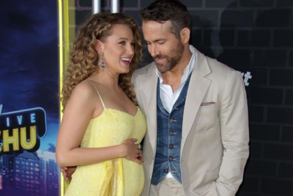 Congrats! Blake Lively and Ryan Reynolds are expecting their third child