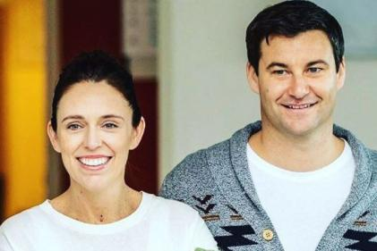 Congrats: New Zealand's PM Jacinda Ardern is engaged to Clarke Gayford