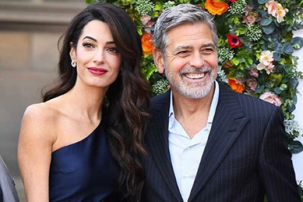 They laugh a lot: George Clooney opens up about prankster twins Ella and Alexander