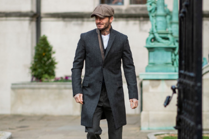 David Beckham banned from driving for six months after using phone behind wheel