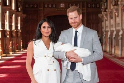 Prince Harry and Meghan open up about becoming parents for the first time
