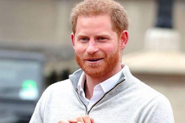 Prince Harry shares new photo of Archie as he celebrates his first Fathers Day