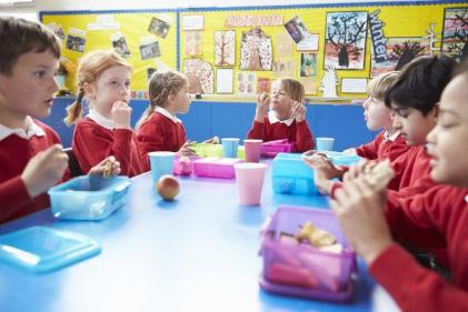 One third of vegetarian kids struggle to find healthy options at school