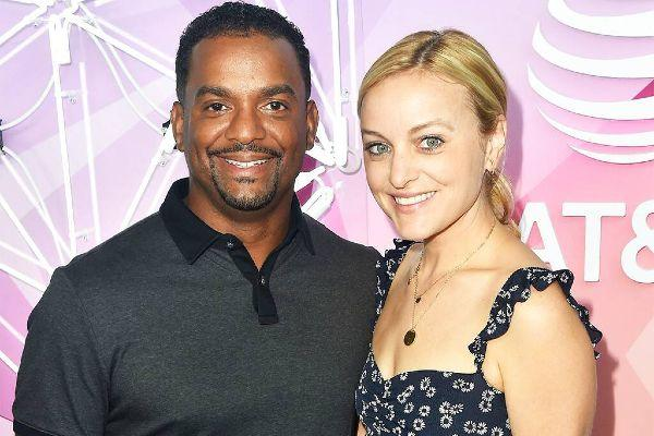 Alfonso Ribeiro and his wife welcome their third baby - and the name is SO sweet