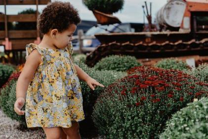 Here are 40 stunning baby names inspired by nature