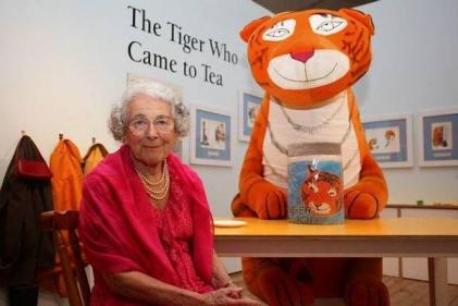 Judith Kerr, author of The Tiger Who Came to Tea, dies aged 95