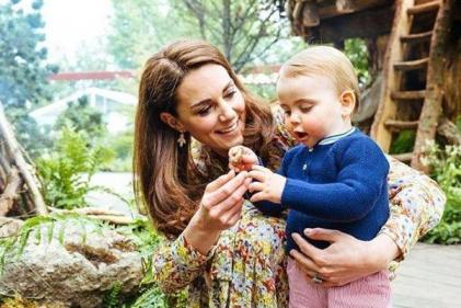 Duchess of Cambridge gets honest about becoming a mum for first time