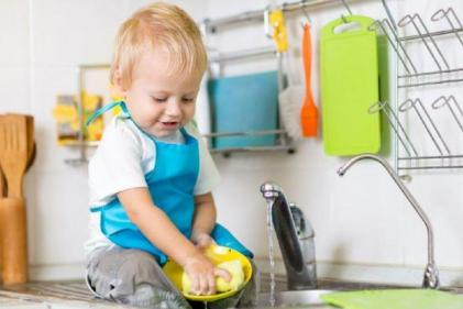 Getting your kids to do chores might lead to their future success, says research