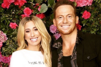 Stacey Solomon reveals the touching meaning behind her sons name