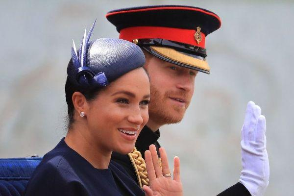 Prince Harry bought Meghan the most romantic gift when Archie was born