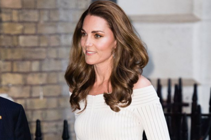 Kate Middleton looked like a movie star at last nights gala dinner