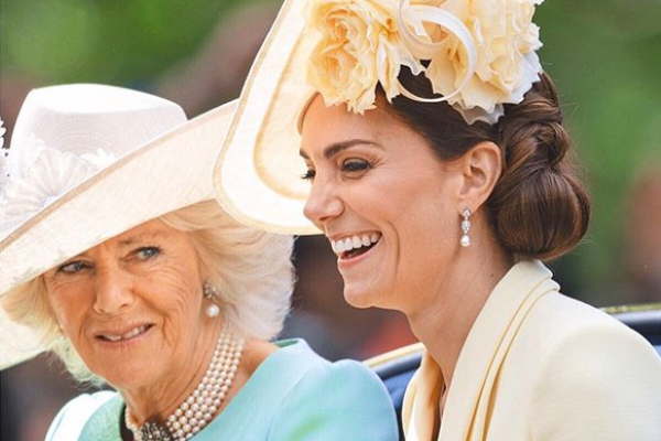 Kate Middleton has let slip a favourite royal holiday destination in the UK