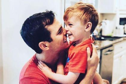 I've held my family tight: Granger Smith on the loss of his three-year-old son