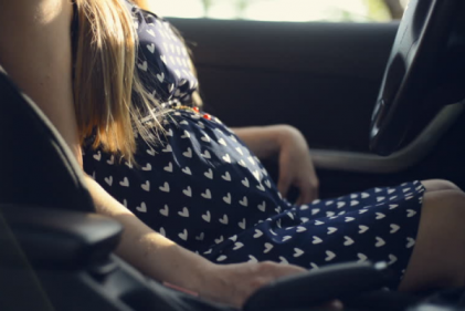 Study finds that car use during pregnancy can put unborn babies at risk