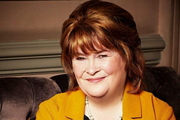 I love kids: Susan Boyle reveals she wants a family at 58 by fostering