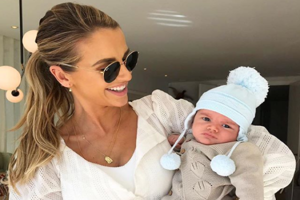 Vogue Williams hits back at online bullies constantly criticising her weight