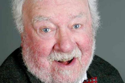 Breaking: Emmerdale actor Freddie Jones has died aged 91