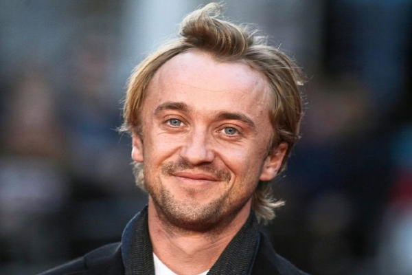 Its only Draco thats mean: Watch Tom Felton comforting this Harry Potter fan