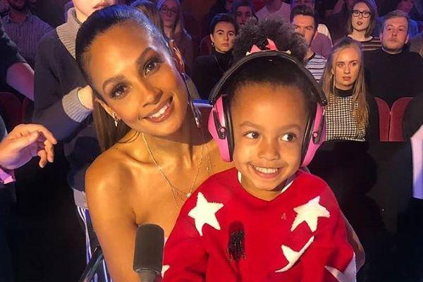 No filters: Alesha Dixon shares photo of her baby bump and she is glowing