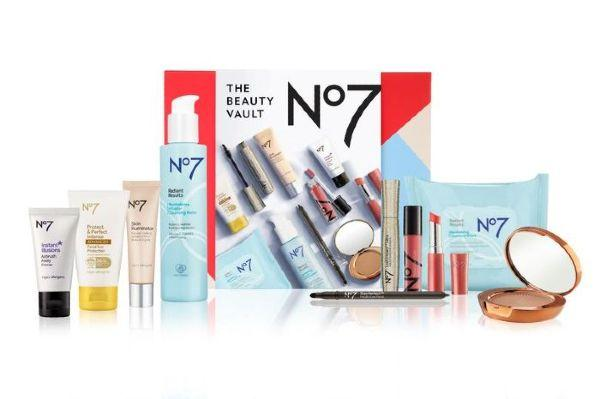 The wait is over: Boots just released their iconic No 7 Beauty Vault