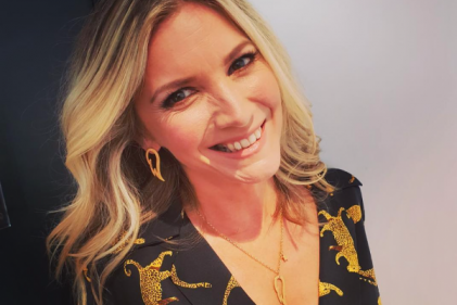 It was brutal: Lisa Faulkner bravely discusses ectopic pregnancy and IVF battle