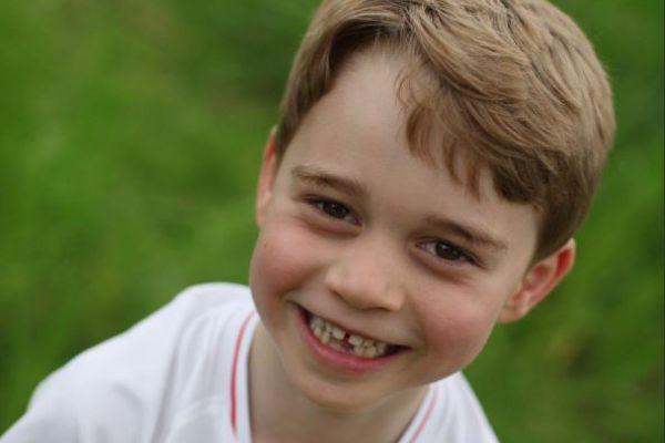 This is how Prince George will celebrate his sixth birthday