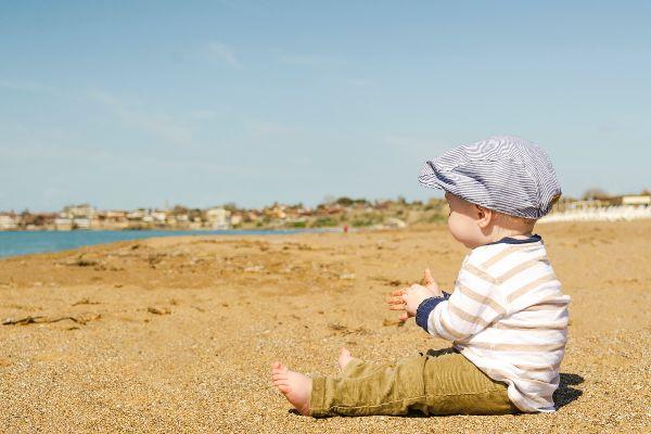 For your son: 24 names inspired by the ocean