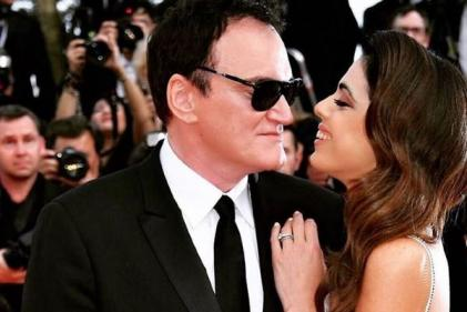 Quentin Tarantino and wife Daniella Pick are expecting their first child