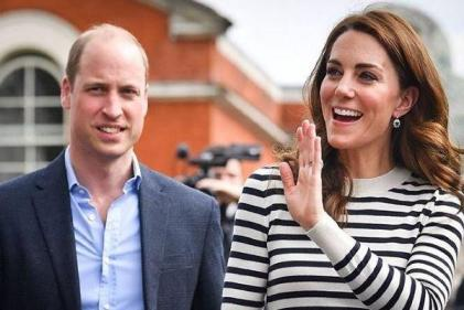 The Duchess of Cambridge is teaming up with Richard Curtis for an exciting project