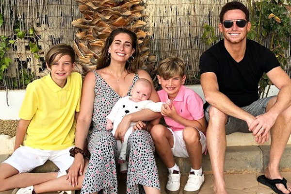 Were not broken: Stacey Solomon slams negativity over her sons fathers