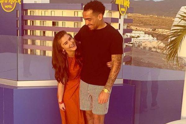 Brooke Vincent says goodbye to Coronation Street as her due date nears