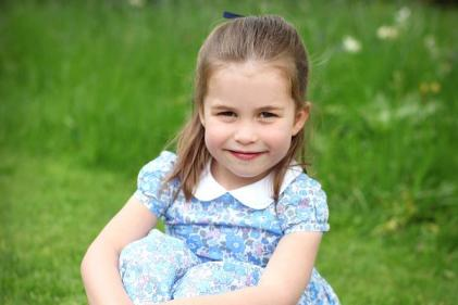 She cant wait to be with George: Princess Charlotte excited to start primary school