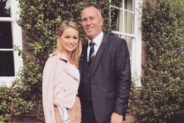 Baby joy for James and Ola Jordan after years of fertility struggles