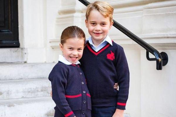 The Duchess of Cambridge shares sweet new photo of Charlotte