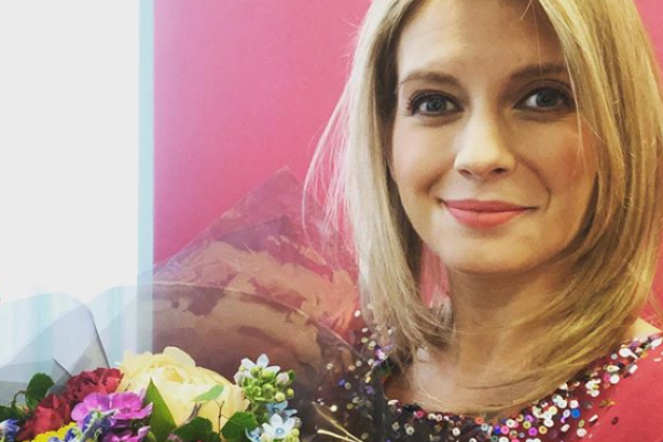 Babys first massage: Rachel Riley shares sweetest video of her latest milestone