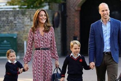 Prince William opens up about how he fears for his children's future
