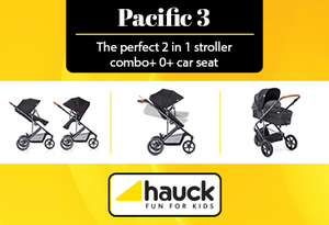 The perfect 2 in 1 stroller