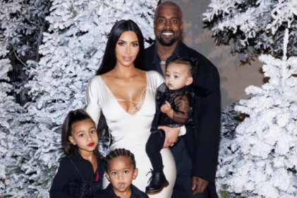 Kim Kardashian reveals Kanyes disgust after she let North wear makeup