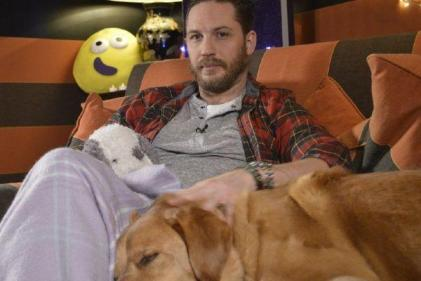 Mums rejoice as Tom Hardy returns to Cbeebies Bedtime Stories