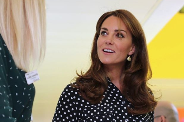 The Duchess of Cambridge wore the classiest outfit to surprise engagement