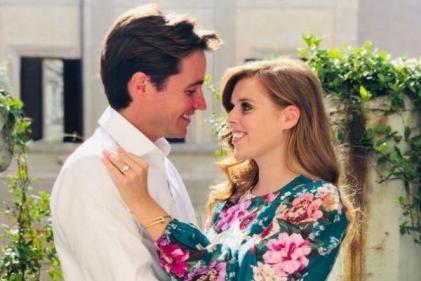 Princess Beatrice cancels her royal wedding reception