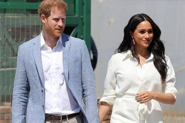 Harry and Meghan make first public appearance since announcing lawsuit