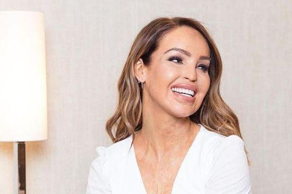 Hold on, pain ends: Katie Piper shares devastating photo of acid attack injuries
