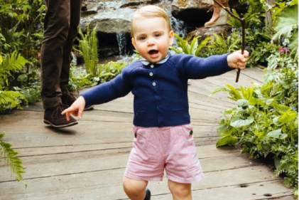 Prince Louis ready to follow in his siblings footsteps at James Middletons wedding