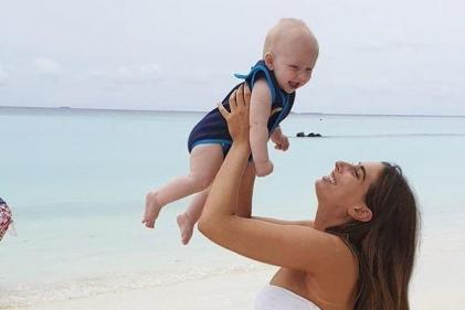 New year, same me: Stacey Solomon praised for posting real bikini photo